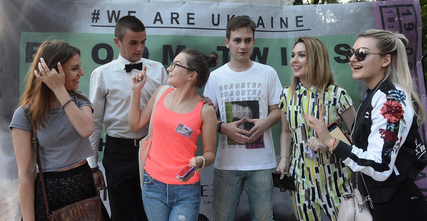 Студенти Шевченкового университету під час благодійного концерту збирали кошти для онкохворих