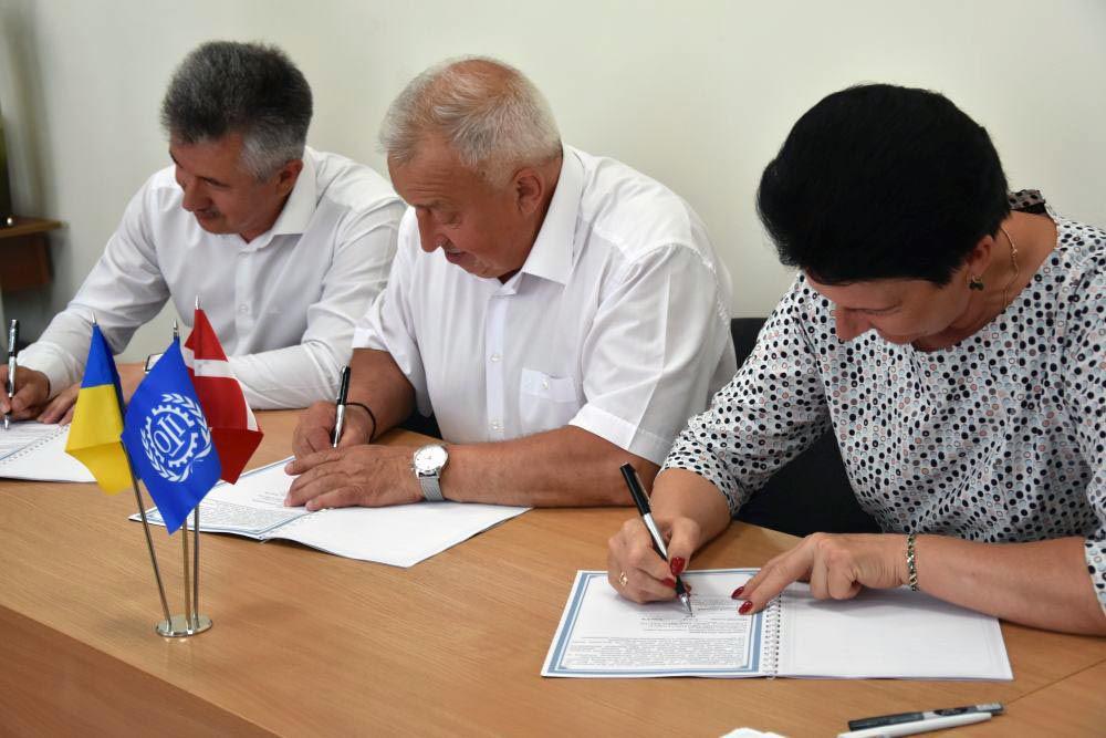 Рівненщина — пілотний регіон у проекті «Інклюзивний ринок праці для створення робочих місць в Україні»