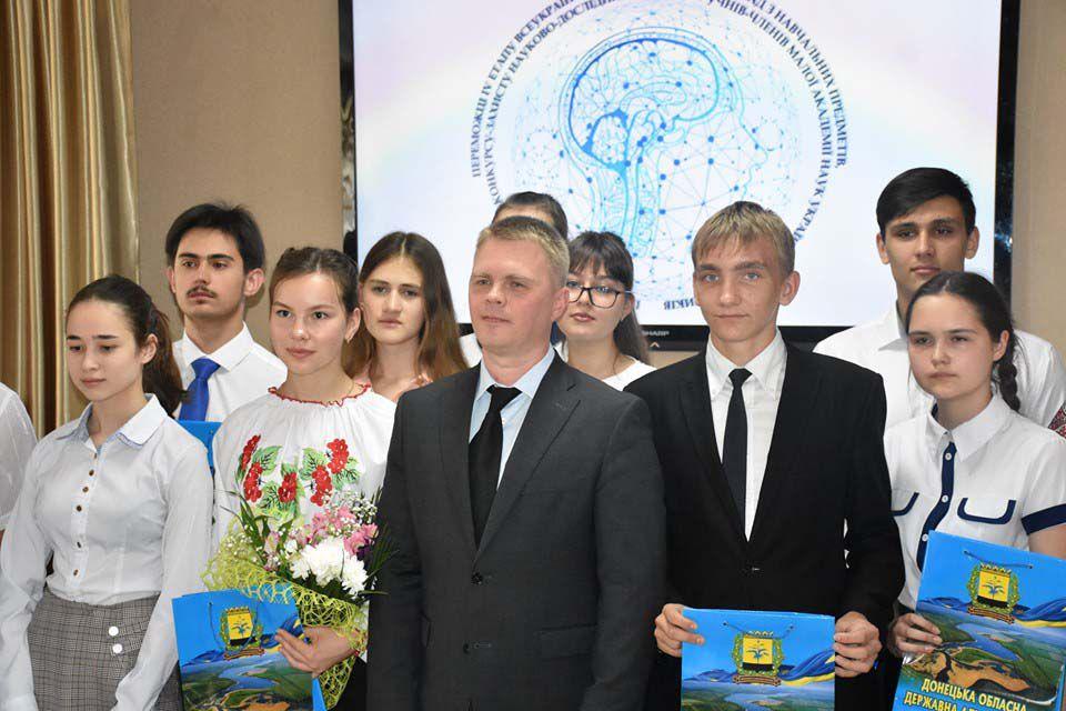 Найкращі знавці мови мешкають на Донеччині