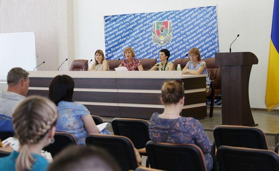 Жінки Луганщини такі само успішні, як і чоловіки