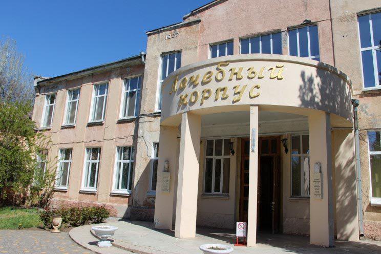 Нове життя санаторію «Одеський»
