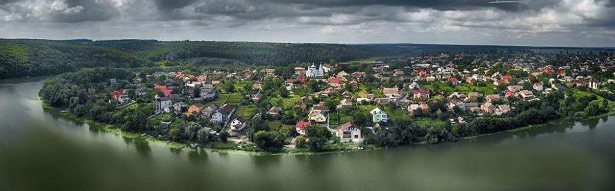 Вторую по величине реку Украины – Южный Буг – можно перейти вброд