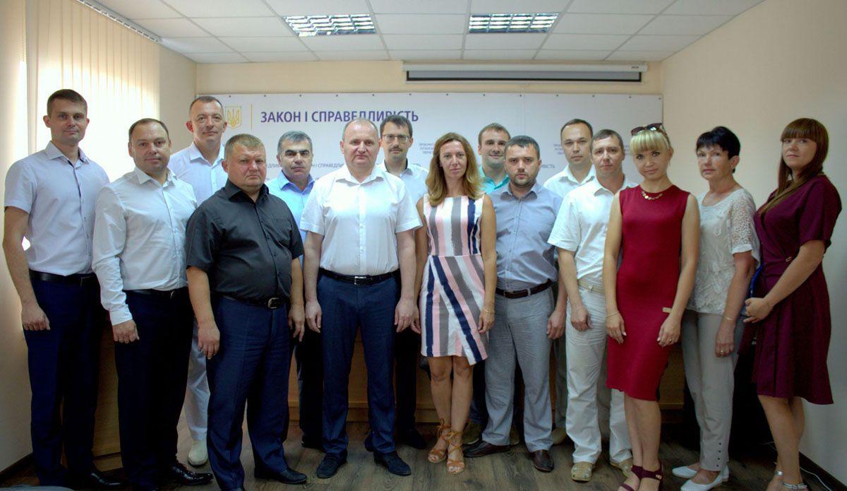 Присягнули на вірність українському народу і державі