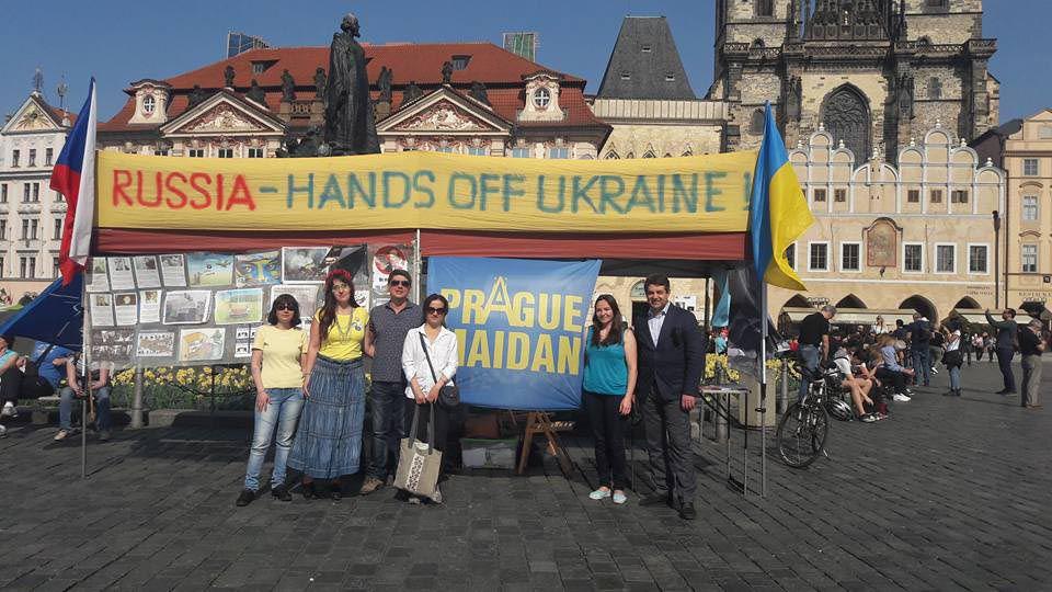 Чи втомилася Чехія від російської агресії проти України?