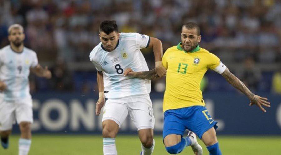 Суперкласіко виграли бразильці