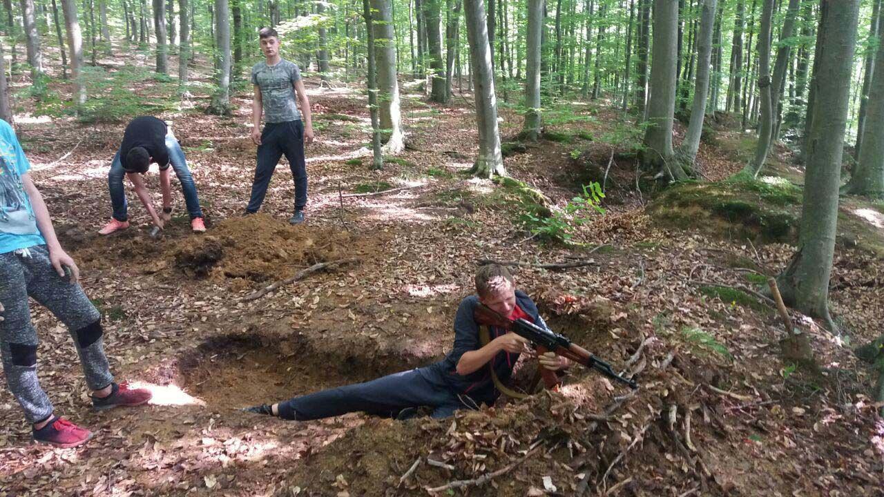 Таємниці косівських лісів