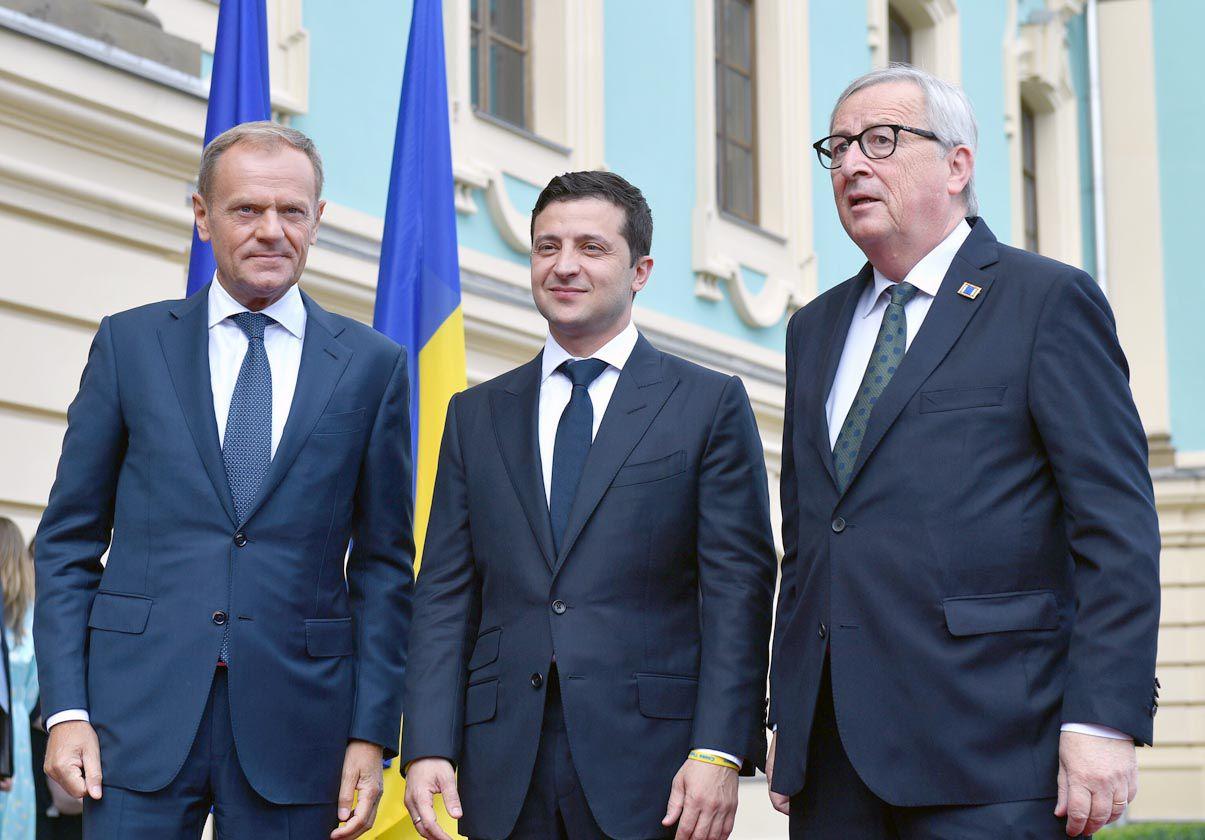 Отношения Киева и Брюсселя — не просто партнерство, это дружеский и честный диалог