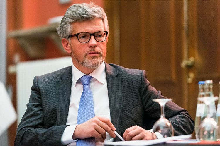 Посол Андрій Мельник: «Для ФРН  можлива зупинка транзиту газу  територією України — постріл собі в ногу»