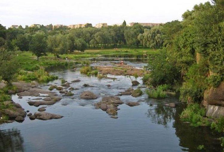 Отруєння річки Рось