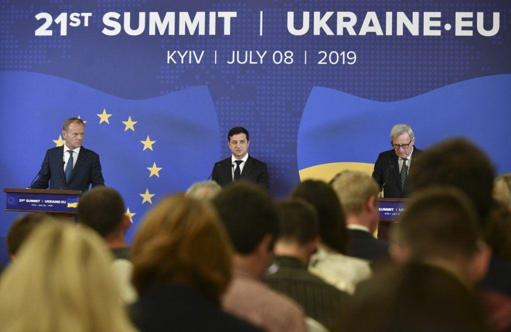 Підписано секторальні угоди з ЄС  на суму майже 120 мільйонів євро