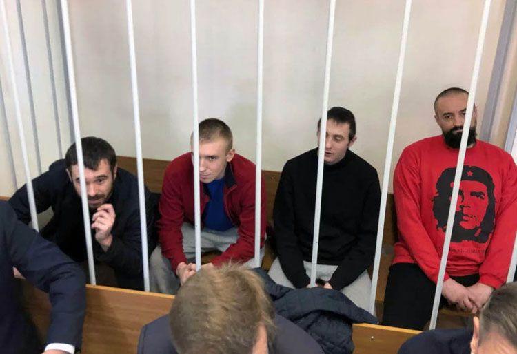 Кремль может освободить украинских моряков взамен на преференции