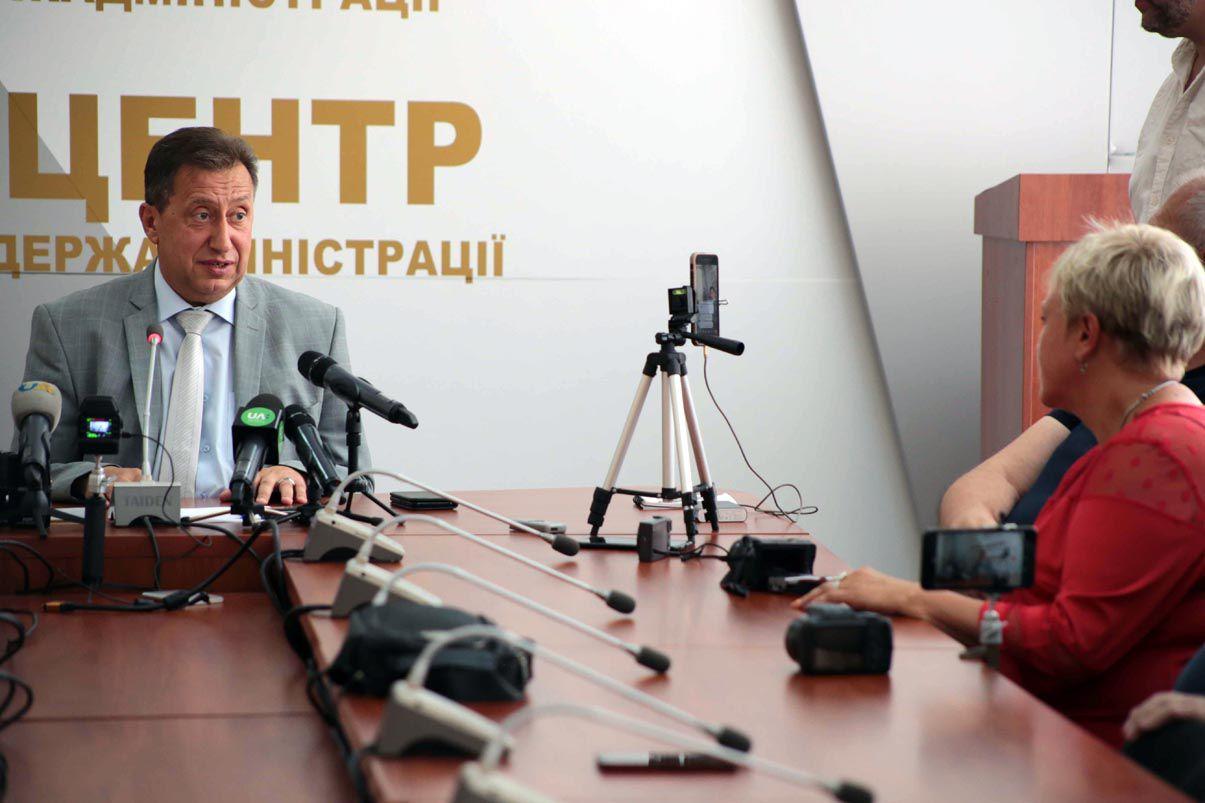Першочергові завдання для нового очільника Луганщини