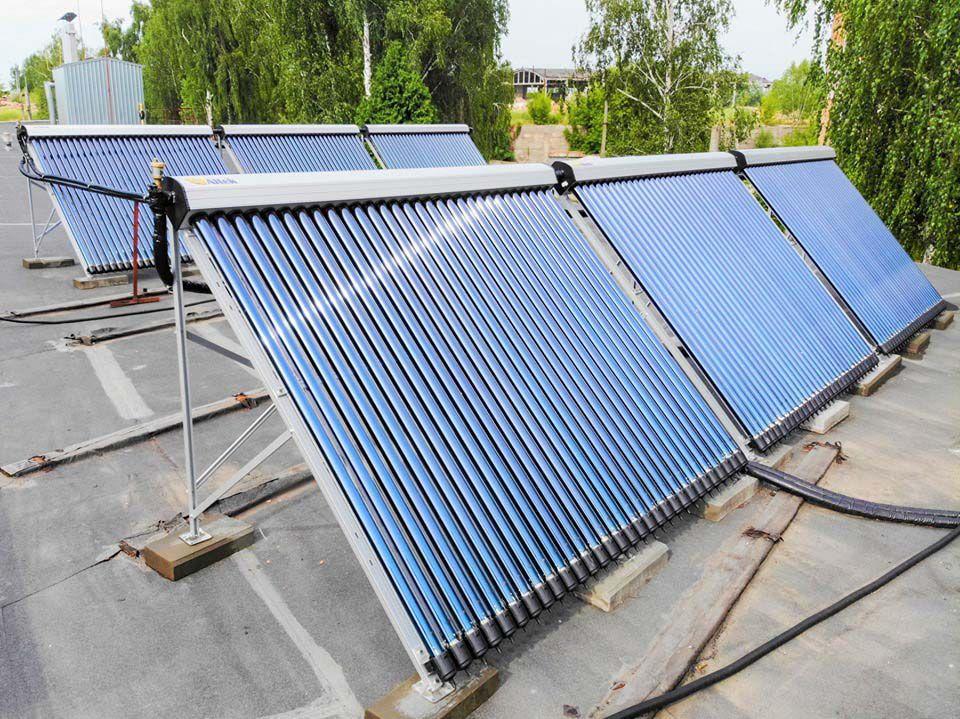 Транспортники Вінниці беруть енергію у сонця
