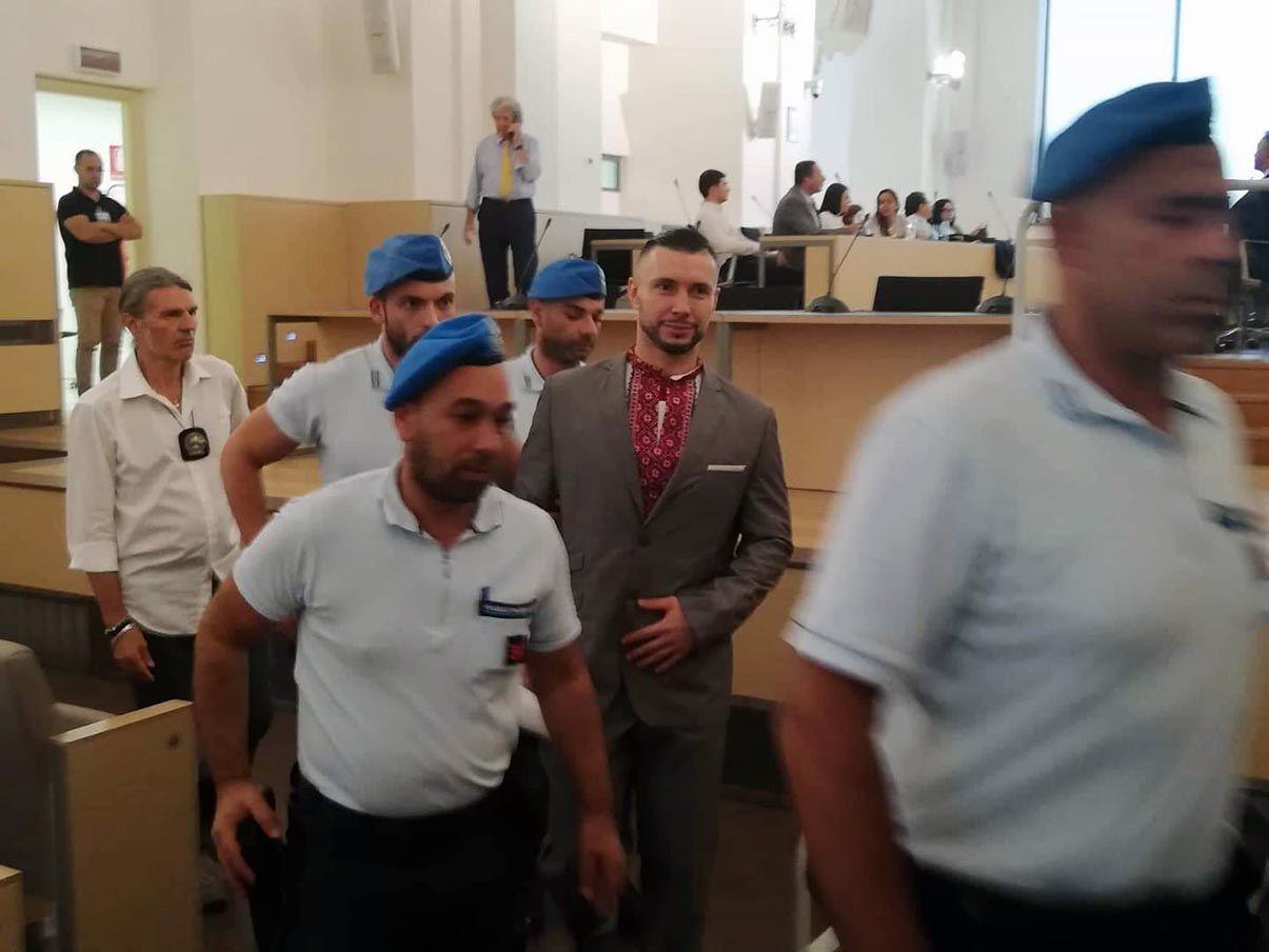 Марків в Італії — як Сенцов у Росії