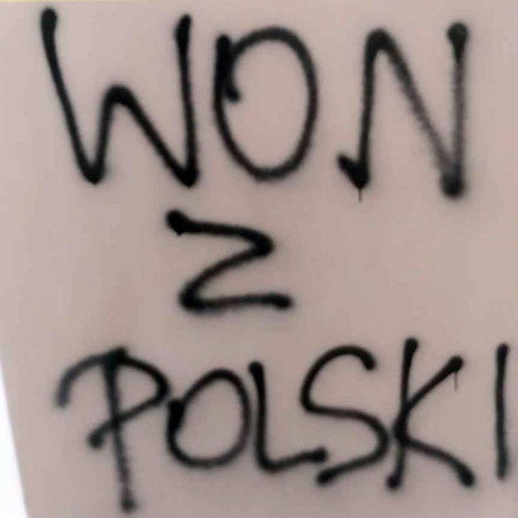 Ганебний прояв ксенофобії проти наших громадян у Польщі