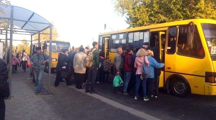 У Херсоны так і не дочекалися нових автобусів