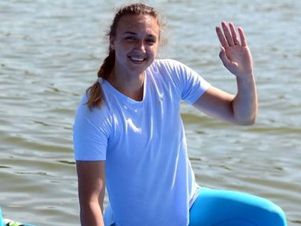 «Золотий» дубль українки на Чемпіонаті Європи