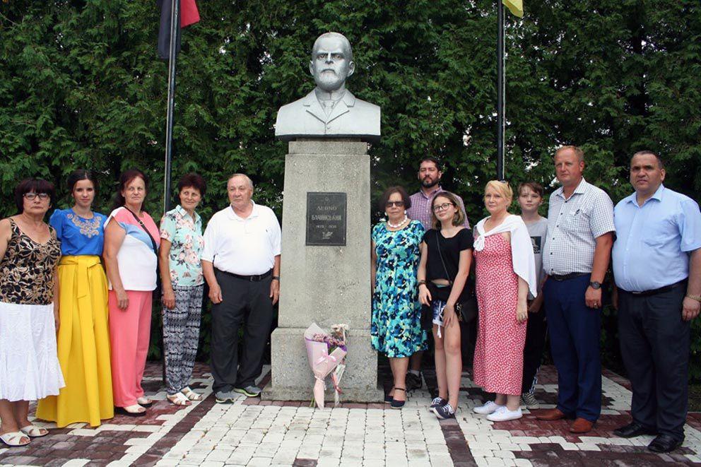 Франковск свято хранит память о Льве Бачинском