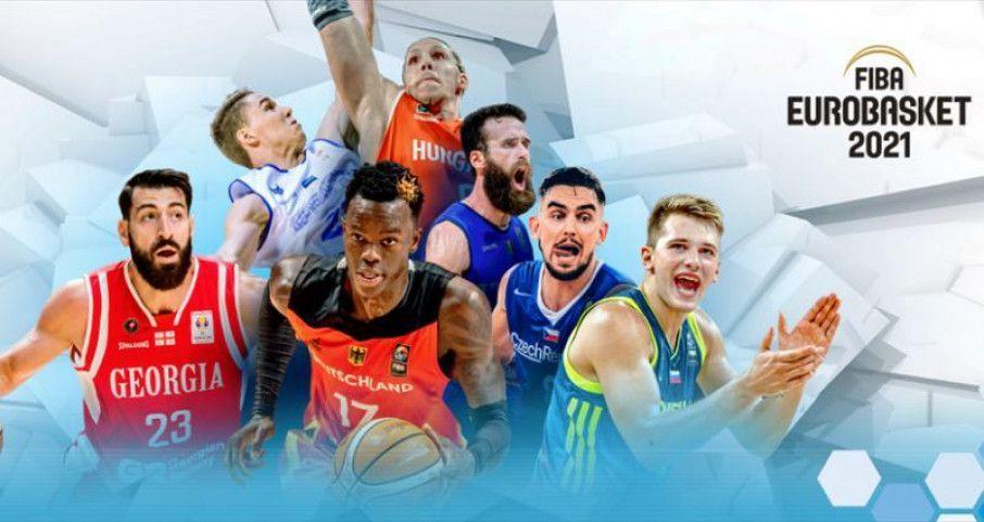 FIBA определила хозяев мужского чемпионата Европы-2021
