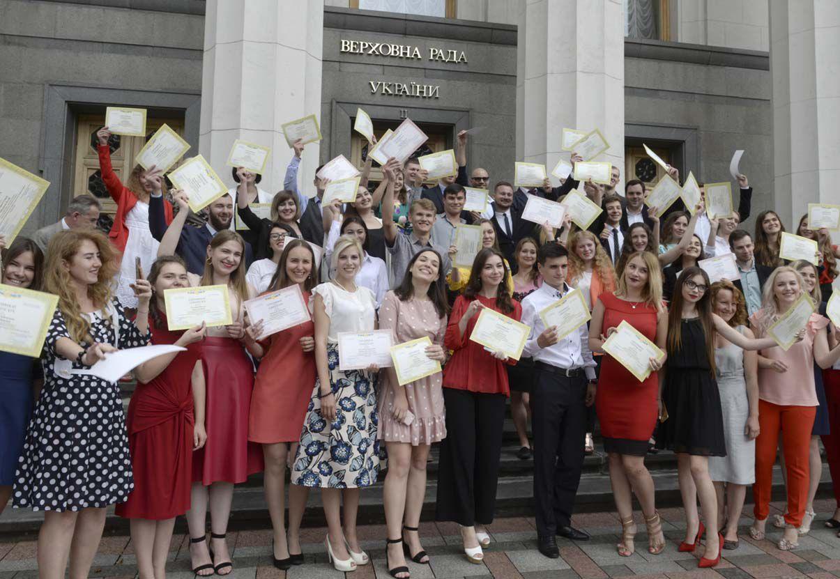 Програма стажування – це справжній соціальний ліфт для молоді