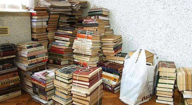 У Вінницькій області зібрали книжки для бійців