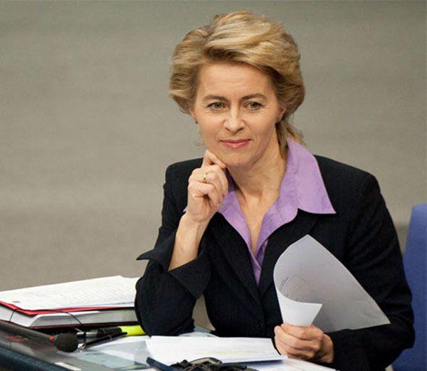 Очільниця Єврокомісії вважає, що з Москвою треба говорити з позиції сили