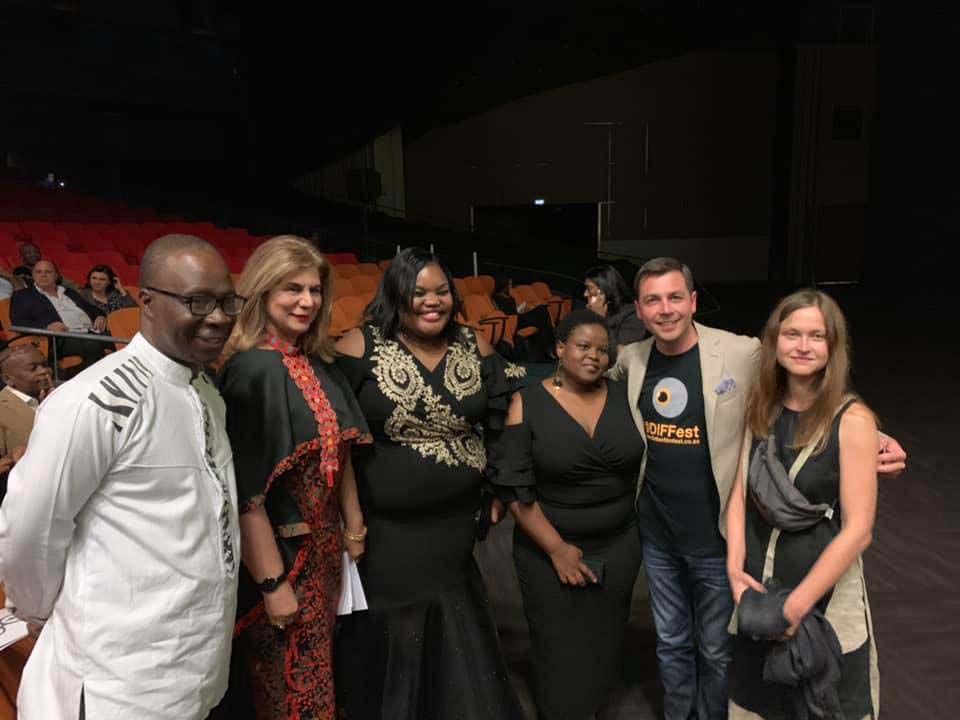 Україна бере участь у кінофестивалі в ПАР