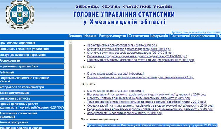 Цифра: 1 млрд грн достигли долги жителей Хмельнитчины за коммуналку