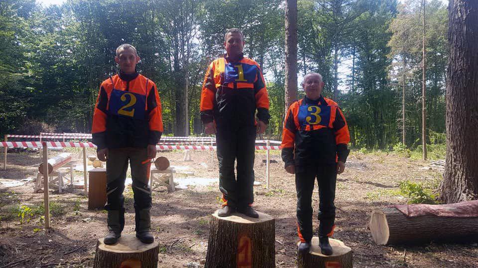 Вальники лісу і себе показали, і премії заробили