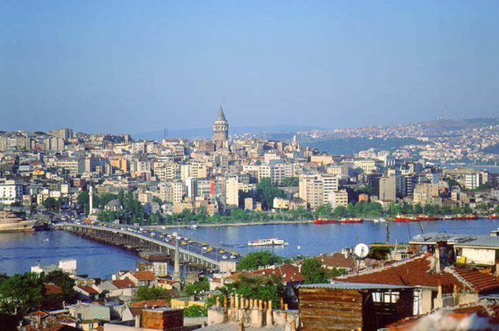 В центре Стамбула никто не заблудится