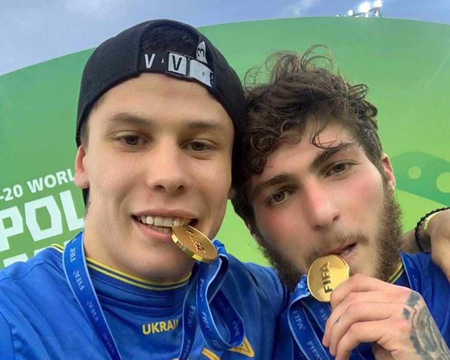 Молодих гравців «Динамо» оцінили в Європі