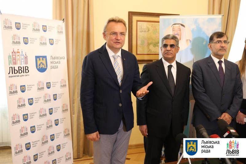 У Львові відбуваються Дні культури Кувейту