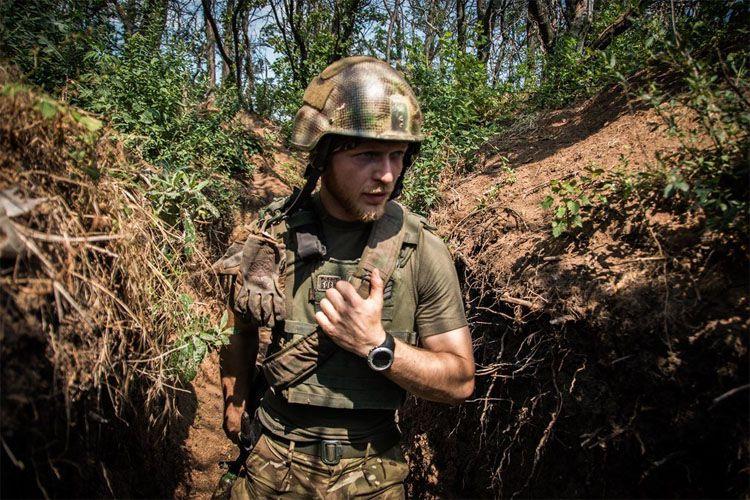 Оккупанты нарушают «тишину» и оттачивают боевую подготовку