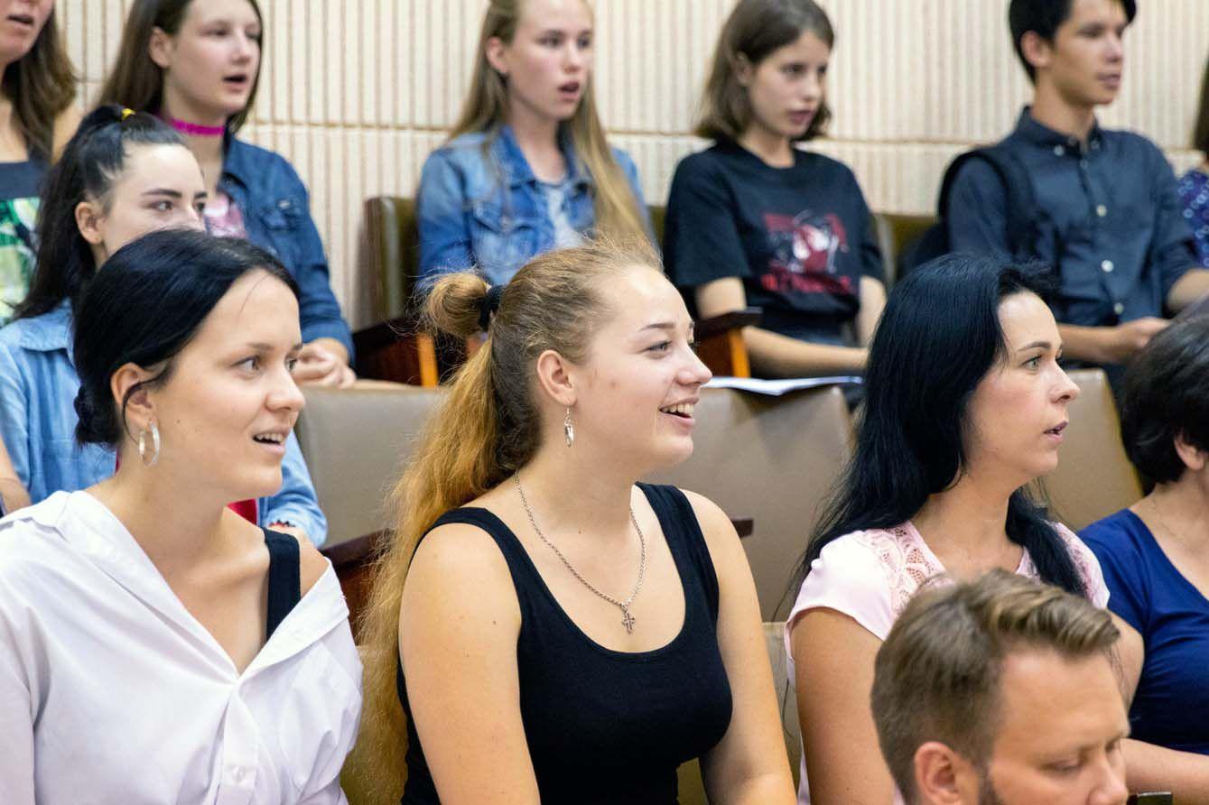 «Музика і діалог» в аурі Луганщини