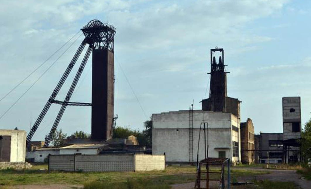 Вода затопила горизонт на шахті «Новодружеська»