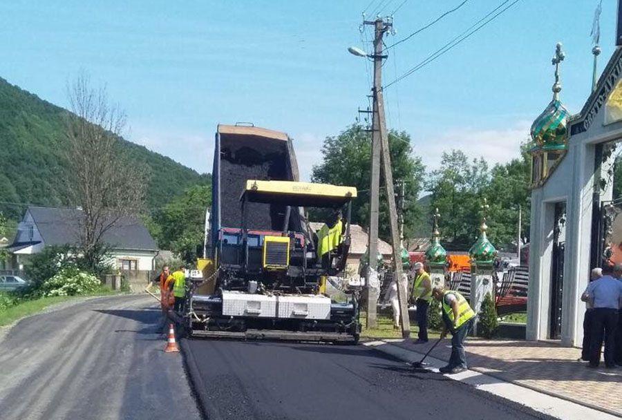 О состоянии дорог обещают информировать общественность Закарпатья