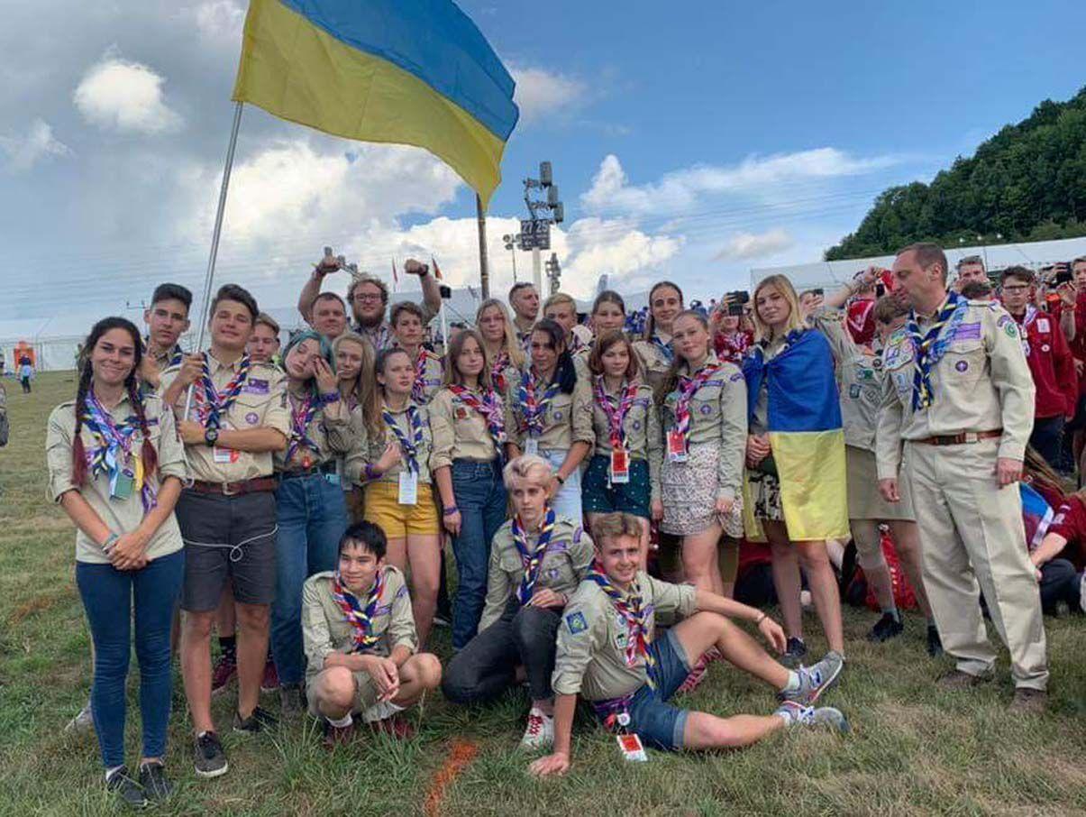 За активной молодежью — будущее страны