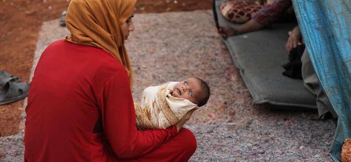 В ООН занепокоєні масовим порушеннями прав жителів Сирії
