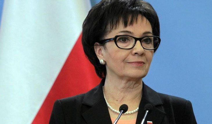 Польський Сейм втретє очолила жінка
