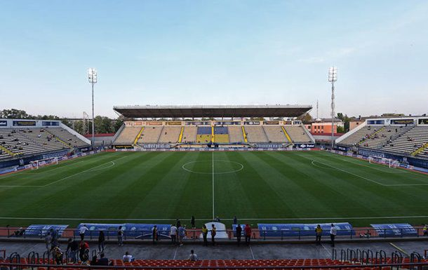 Збірна вперше зіграє в Запоріжжі