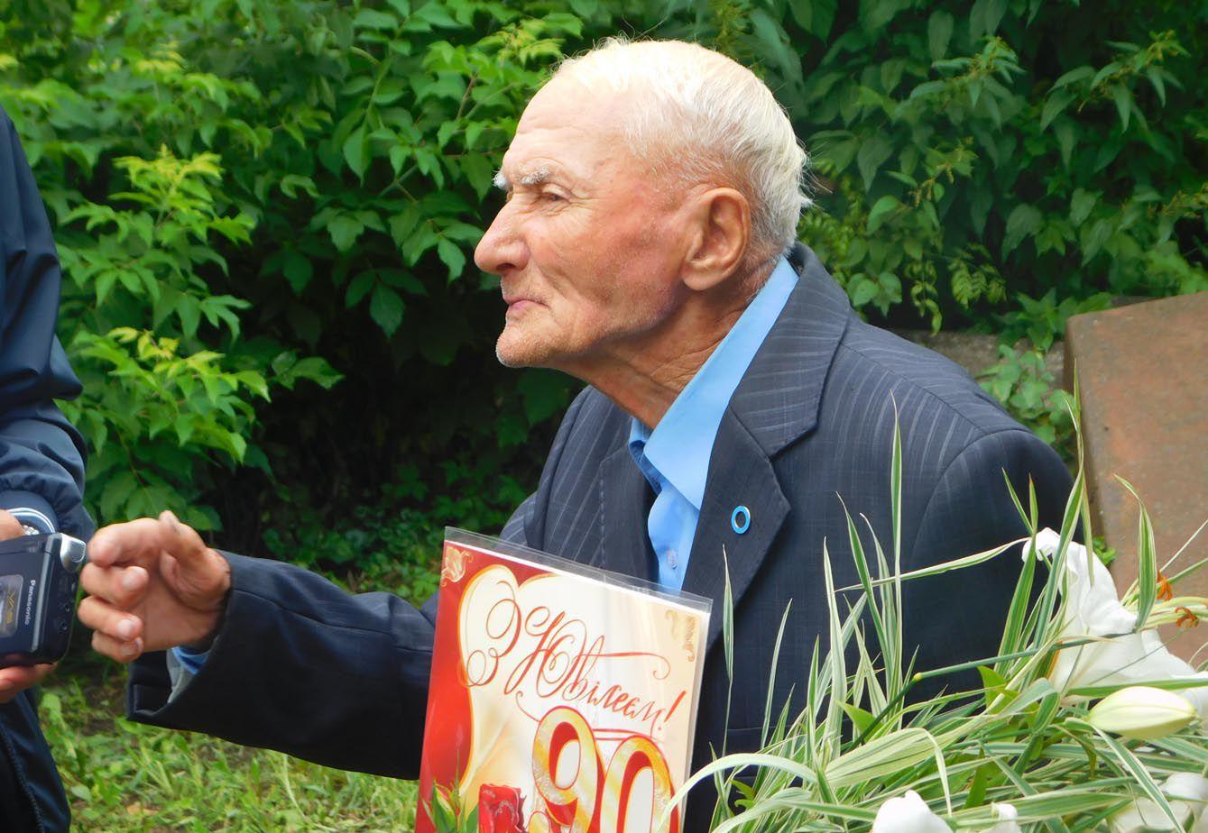 Довгожитель із Перемилівки: невже 90 років — то так багато?