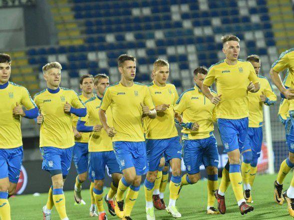 Названо гравців для участі в матчах у Вільнюсі та Дніпрі