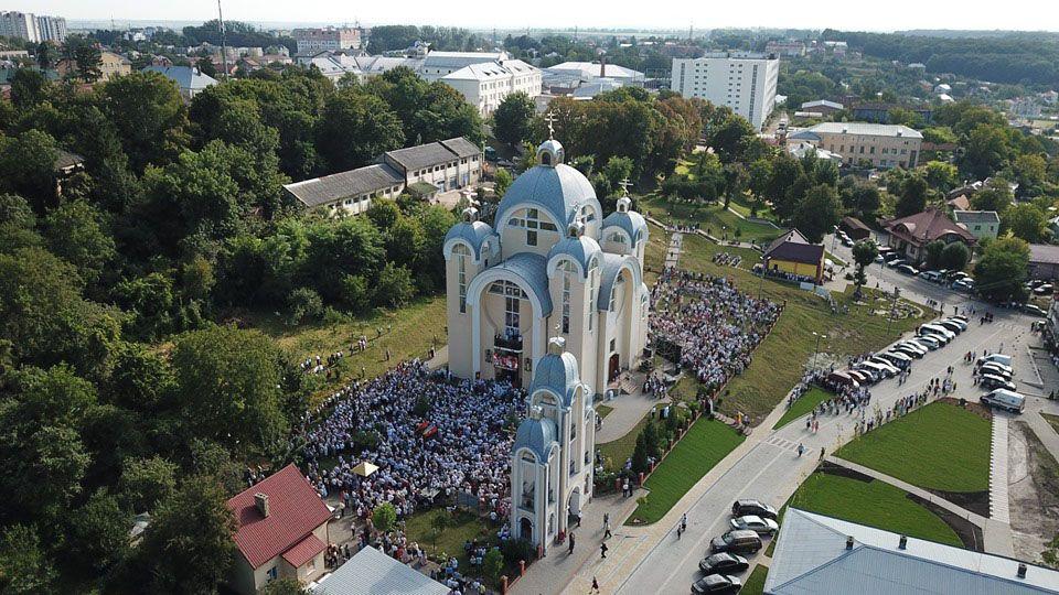 У Львові відзначили третє відродження УАПЦ