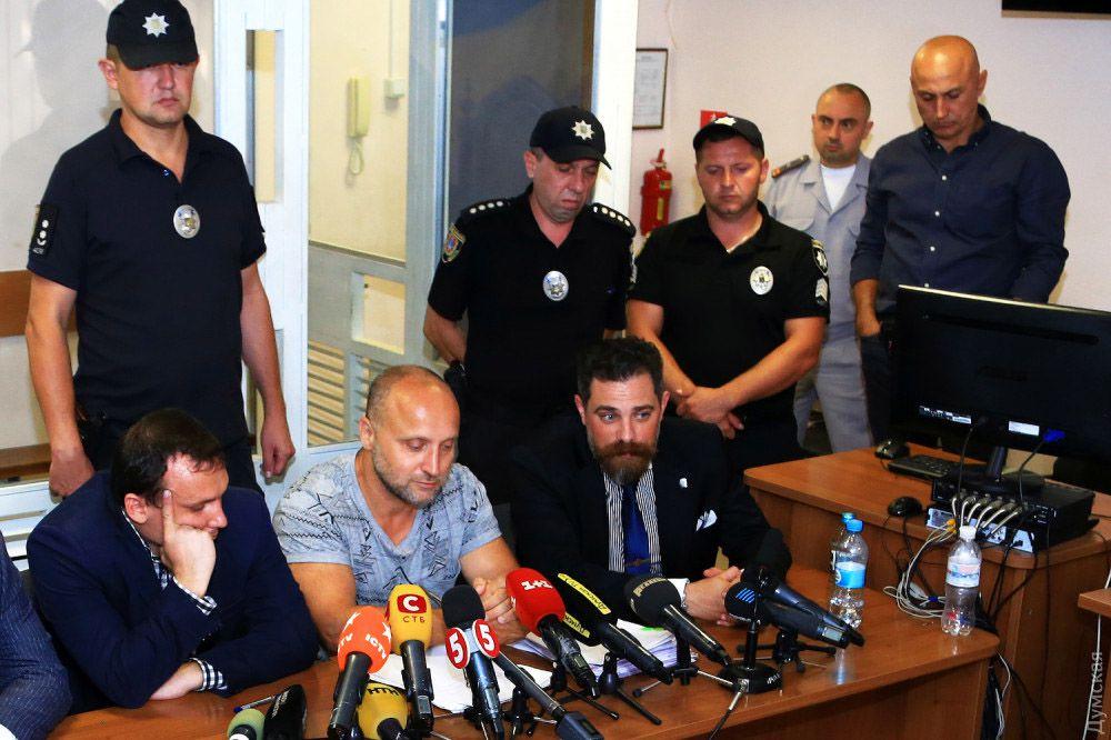 Вадима Чорного заарештували без права на заставу