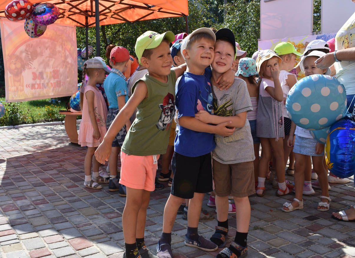 Сєвєродонецька «Веселка» відкрилася після тридцяти років простою
