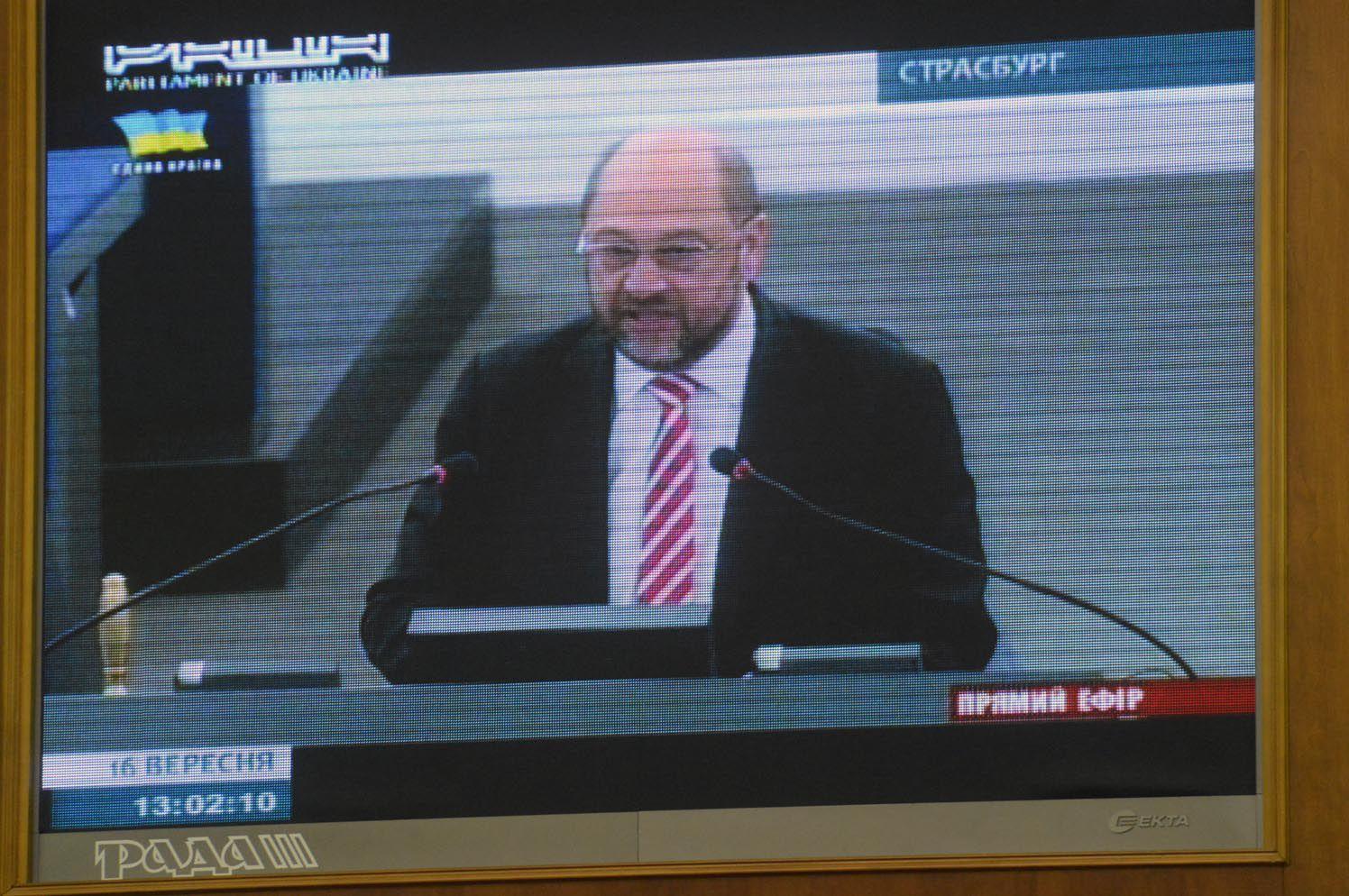 Соглашение об ассоциации между Украиной и ЕС ратифицировали