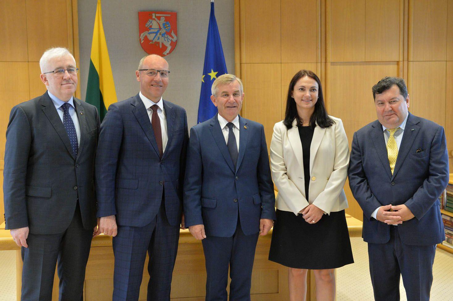 Обговорили питання трансатлантичного енергетичного співробітництва