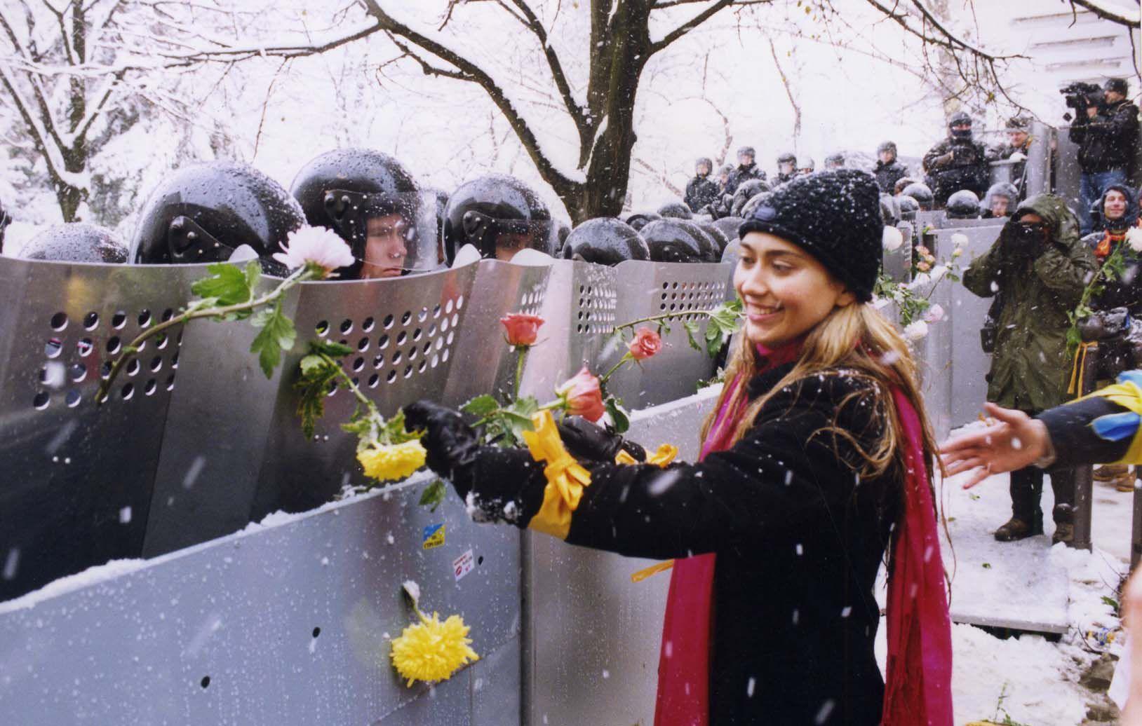 Київ, Помаранчева революція