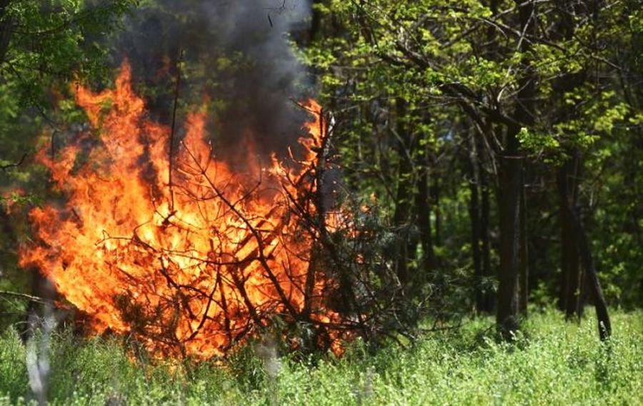 Зберігатиметься пожежна небезпека