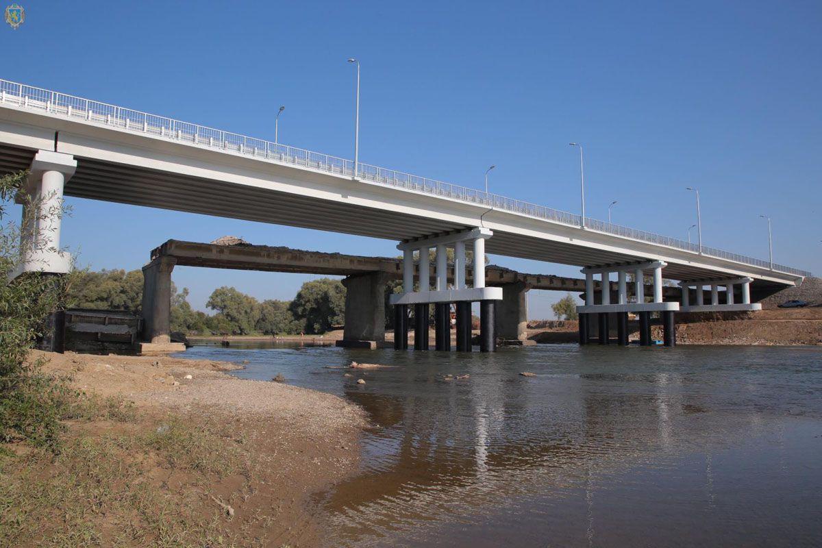 Мостовой переход через Днестр получил новую жизнь